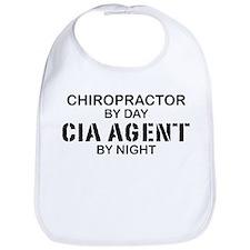 Chiropractor CIA Agent Bib