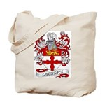 Lawrence Coat of Arms Tote Bag