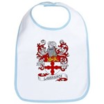 Lawrence Coat of Arms Bib