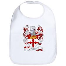 Lawrence Coat of Arms Bib