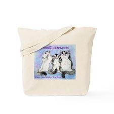Cute Glider Tote Bag