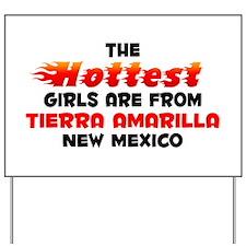 Hot Girls: Tierra Amari, NM Yard Sign