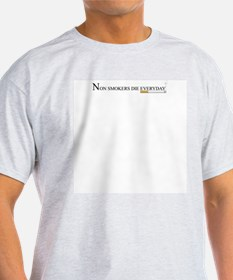 non smokers die T-Shirt