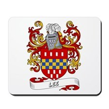 Lee Coat of Arms Mousepad