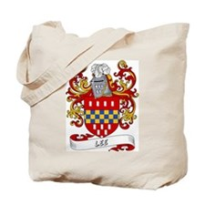 Lee Coat of Arms Tote Bag