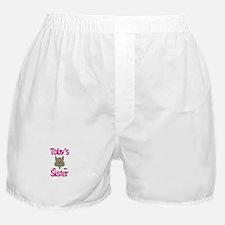 Toby's Sister Boxer Shorts