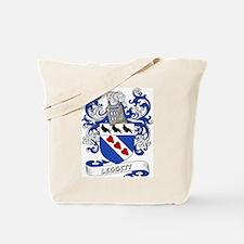 Leggett Coat of Arms Tote Bag