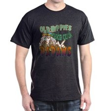 OLD HIPPIES MAKE COOL PAPAWS T-Shirt