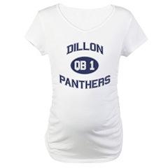 QB 1 Maternity T-Shirt