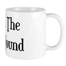 I'm With The Afghan Hound Mug