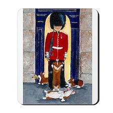 """""""A Royal Distraction"""" Pembroke Welsh Corgi Mousepa"""