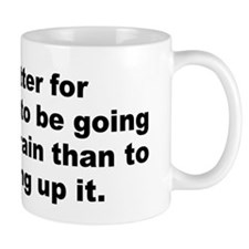Cute Allen quotation Mug