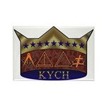 Masonic K.Y.C.H. Rectangle Magnet (100 pack)