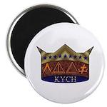 Masonic K.Y.C.H. Magnet