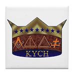 Masonic K.Y.C.H. Tile Coaster