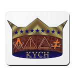 Masonic K.Y.C.H. Mousepad