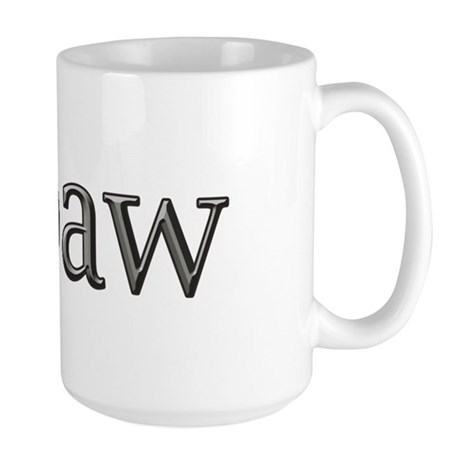 CLICK TO VIEW Papaw Large Mug