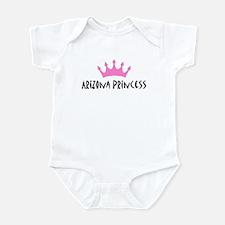 Arizona Princess Infant Bodysuit