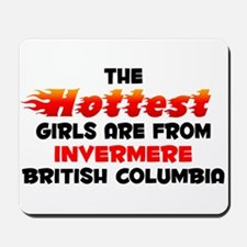 Hot Girls: Invermere, BC Mousepad