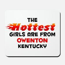 Hot Girls: Owenton, KY Mousepad