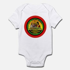 Unique Happy kwanzaa Infant Bodysuit