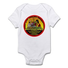 Kwanzaa Infant Bodysuit
