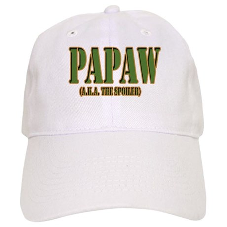 Click to view PAPAW military Cap