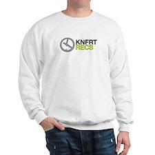 Cute Konfort white back logo Sweatshirt