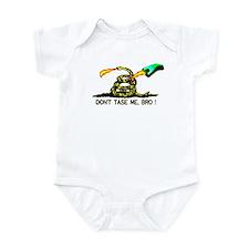 Don't Tase me, Bro ! t-shirt  Infant Bodysuit