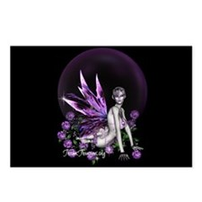 Amethyst Butterfly Postcards (Package of 8)