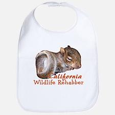 California Rehabber Bib