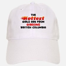Hot Girls: Gibsons, BC Baseball Baseball Cap