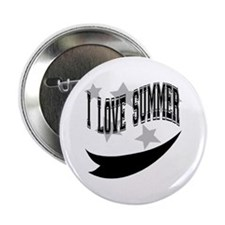 I Love summer Button
