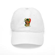 Staffordshire Bull Terrier Baseball Cap