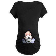 Lil Soccer Baby Boy T-Shirt