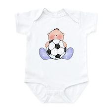 Lil Soccer Baby Boy Infant Bodysuit