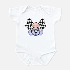 Lil Race Winner Baby Boy Infant Bodysuit