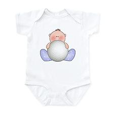 Lil Golf Baby Boy Infant Bodysuit