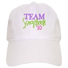 Team Scrapbook '10 Baseball Cap