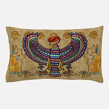 Harvest Moons Egypt Hawk Pillow Case