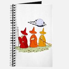 Red/Orange/Yellow Journal