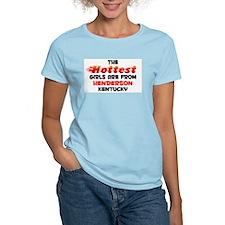 Hot Girls: Henderson, KY T-Shirt