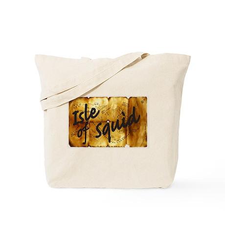 Isle of Squid Tote Bag