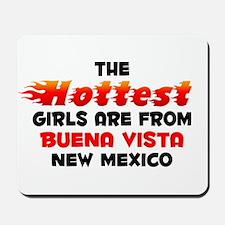 Hot Girls: Buena Vista, NM Mousepad