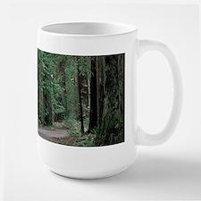 Redwood Path Mug