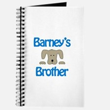 Barney's Brother Journal