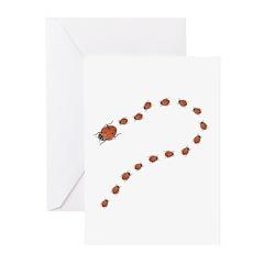 Mother Ladybug Greeting Cards (Pk of 20)
