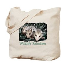 South Carolina Rehabber Tote Bag