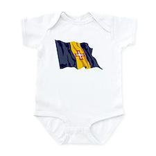 Madeira Flag Infant Bodysuit