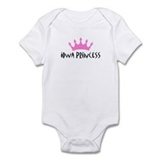 Iowa Princess Infant Bodysuit